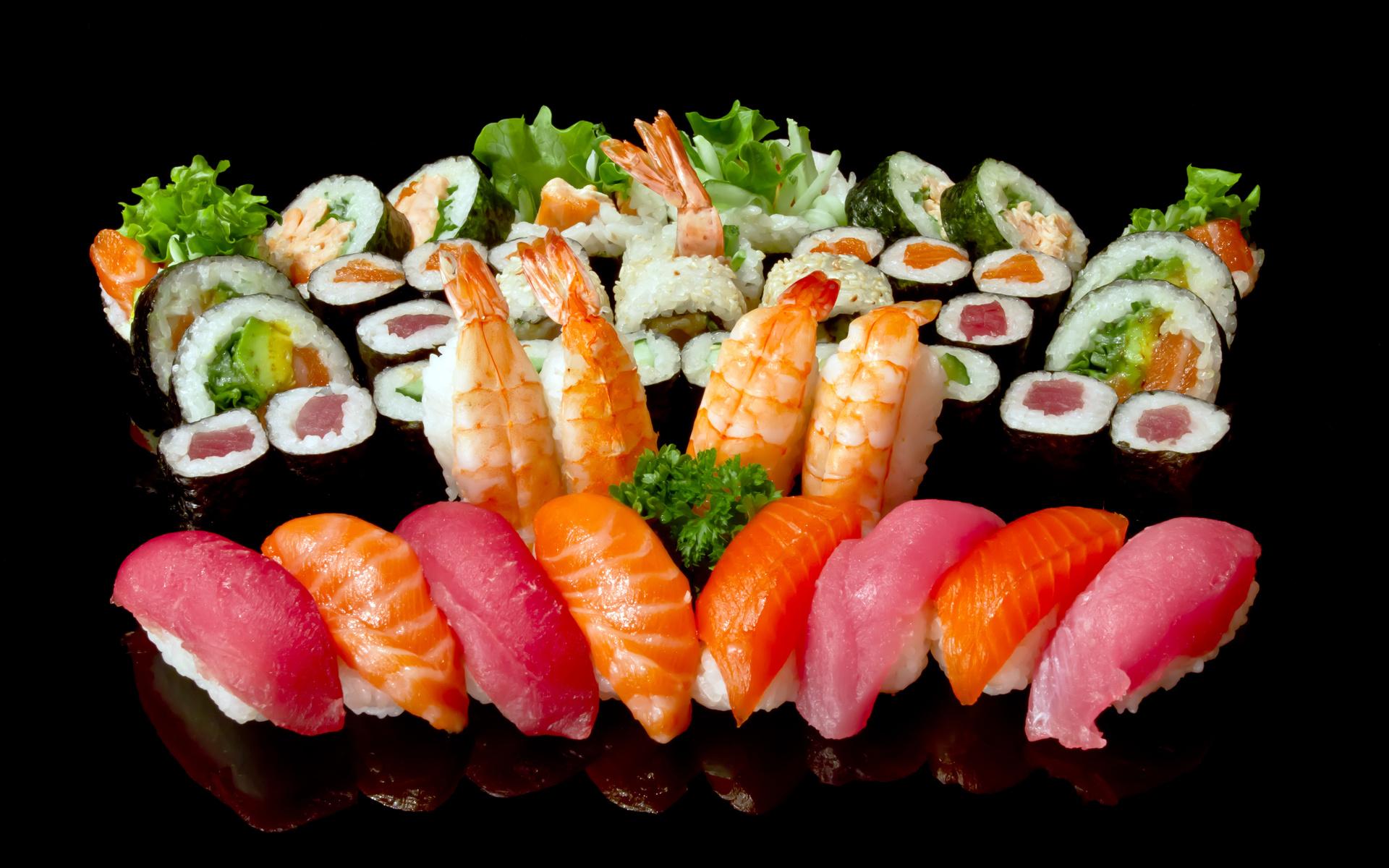 various sushi hd wallpaper 66892