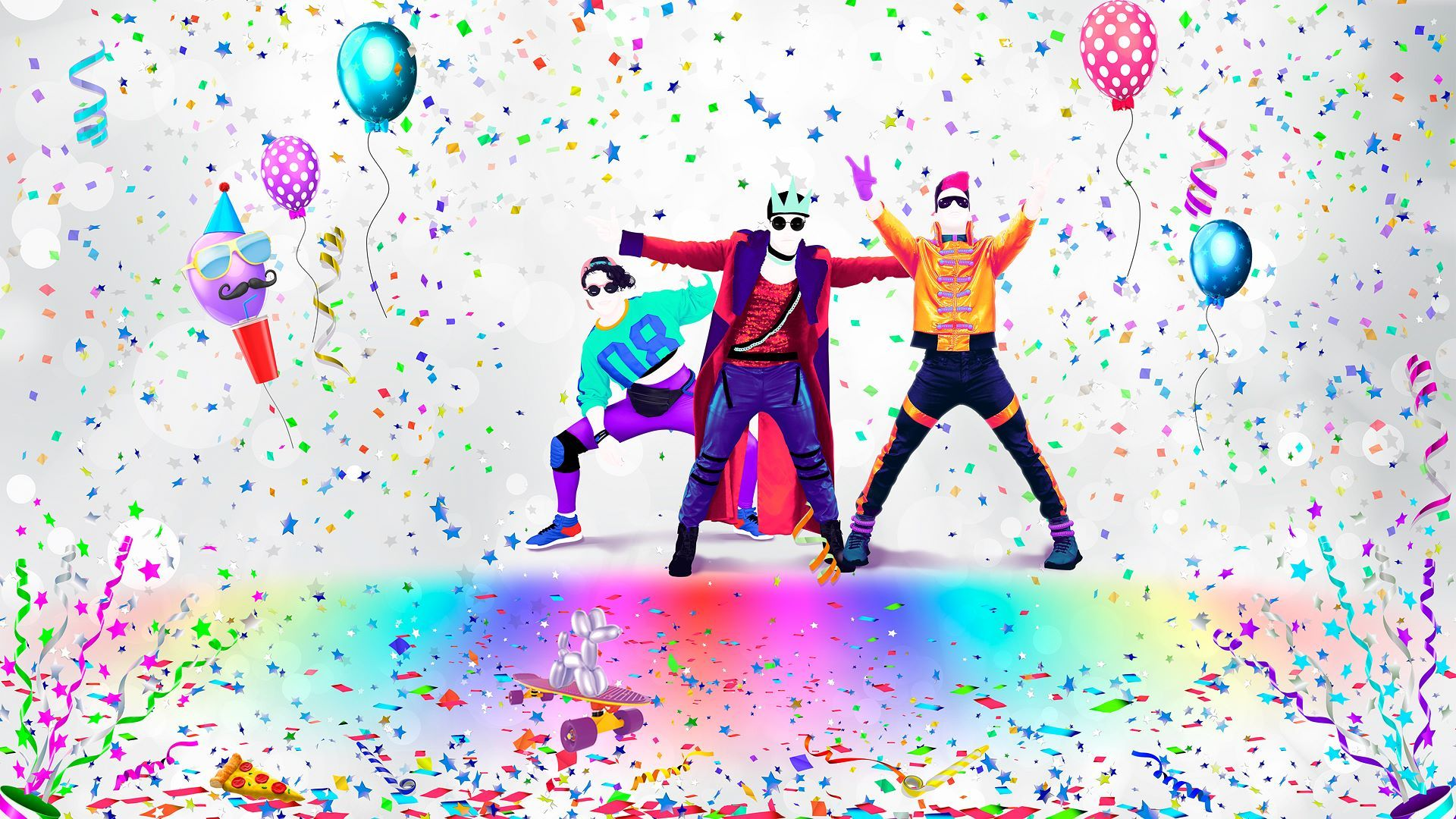 video game just dance 2019 wallpaper 67370
