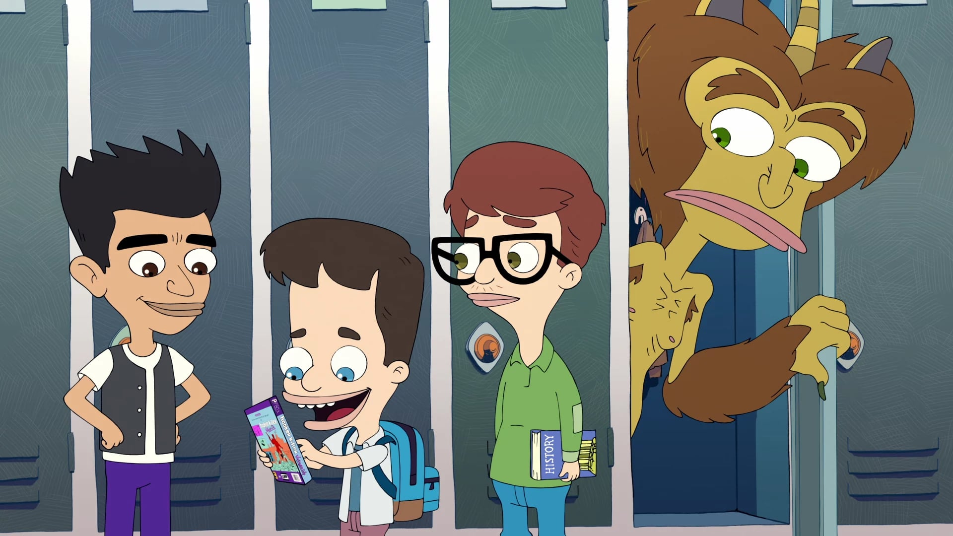 big mouth computer wallpaper 70248