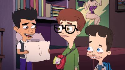 Big Mouth Desktop Wallpaper 70243