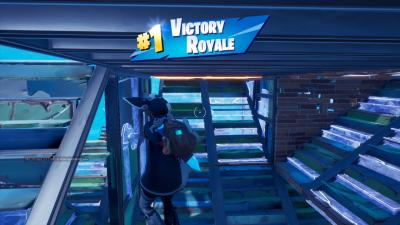 Fortnite Victory HD Wallpaper 71302