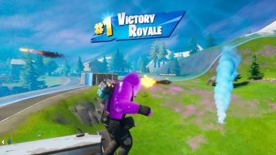 Fortnite Battle Royale Victory Wallpaper 71263