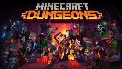 Minecraft Dungeons Video Game Wallpaper 71279