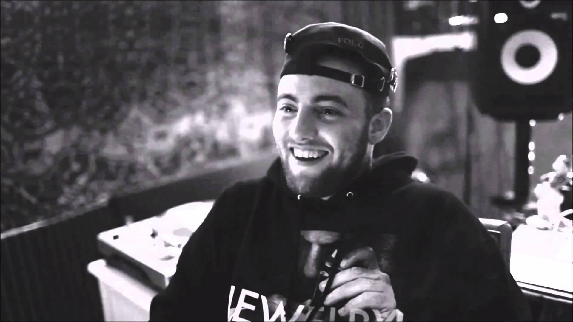 mac miller smile wallpaper 70029