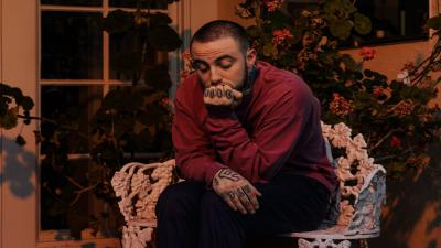 4K Mac Miller Background Wallpaper 70031
