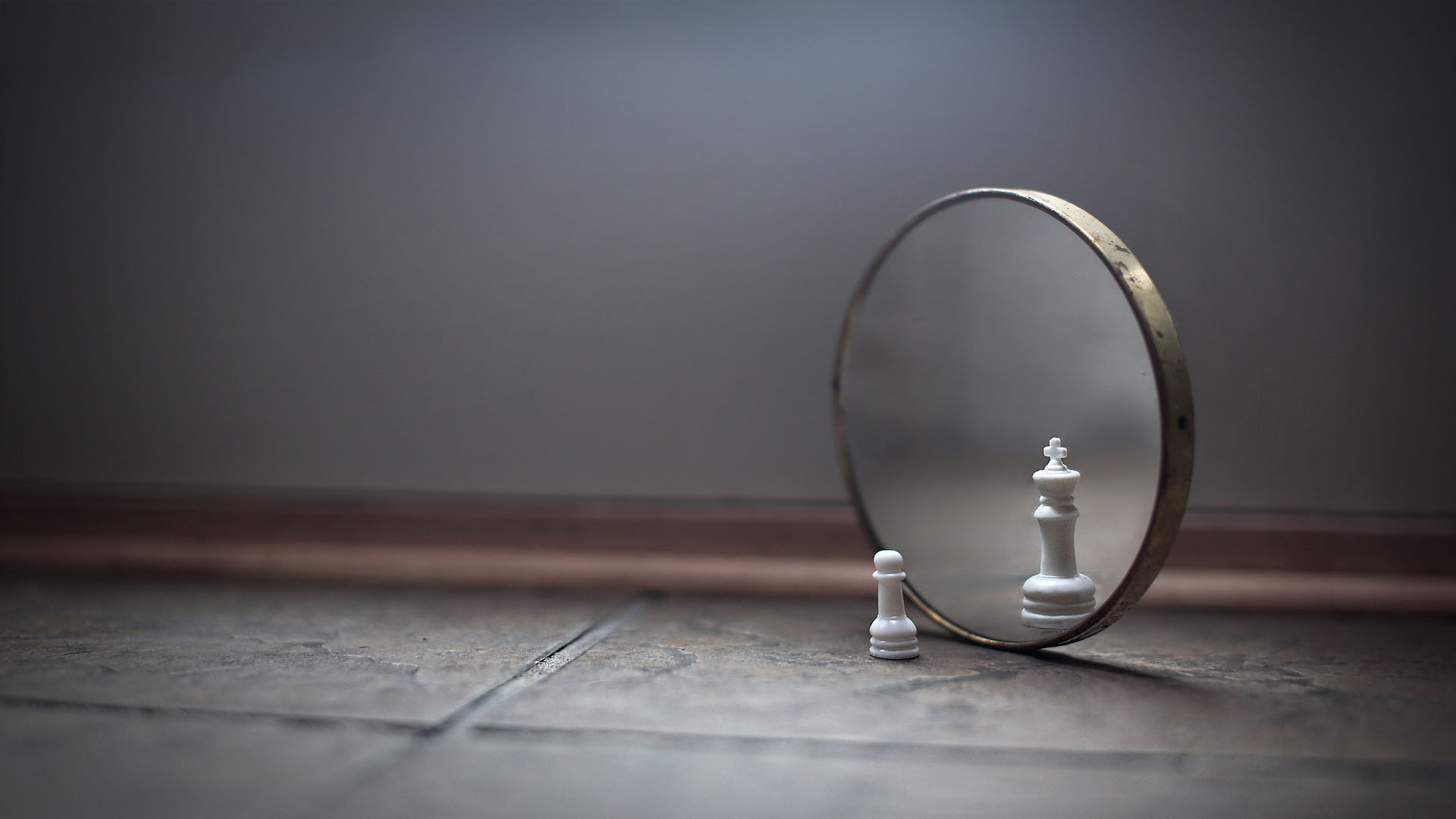 3d mirror wallpaper 70446