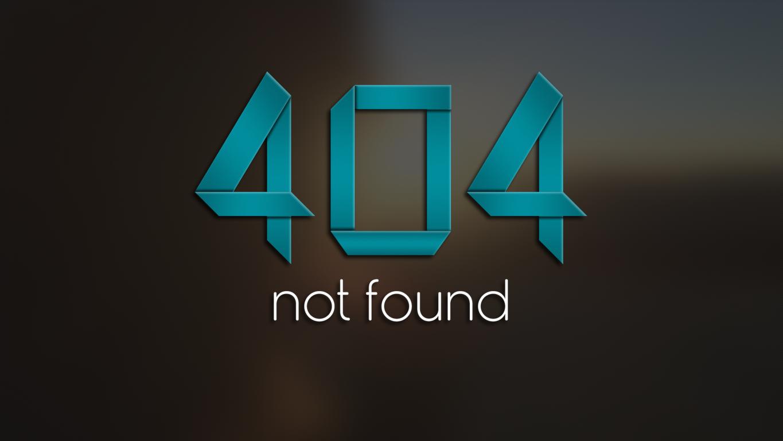 404 not found wallpaper 70990