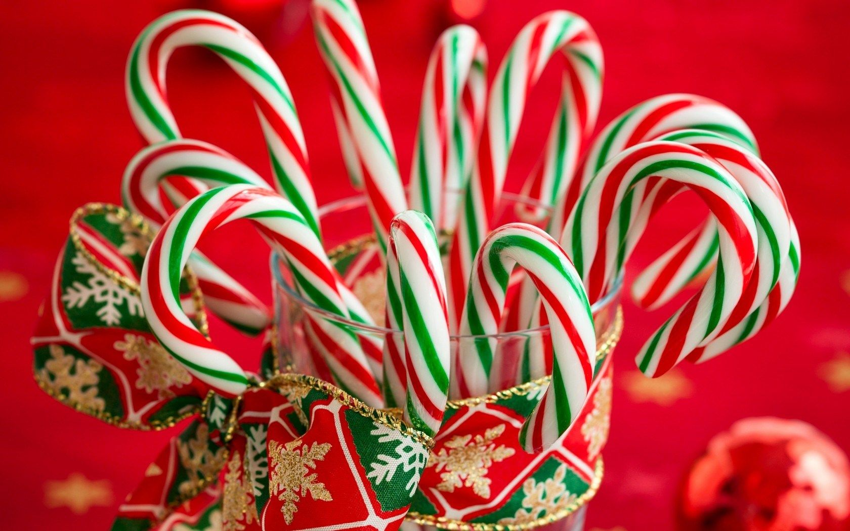 candy cane holiday wallpaper 72304