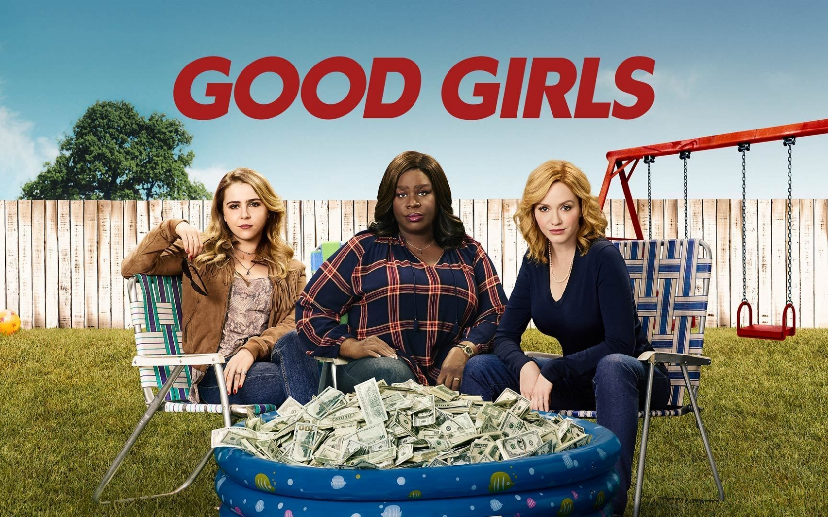 good girls tv show wallpaper 70352