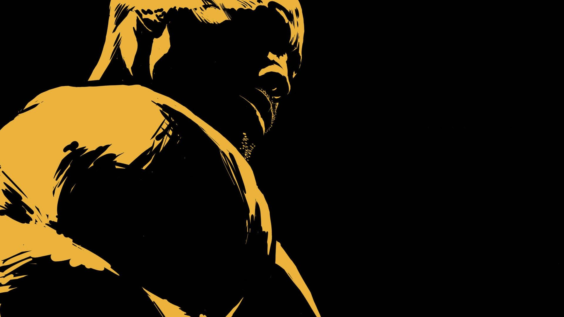 luke cage art wallpaper 70346