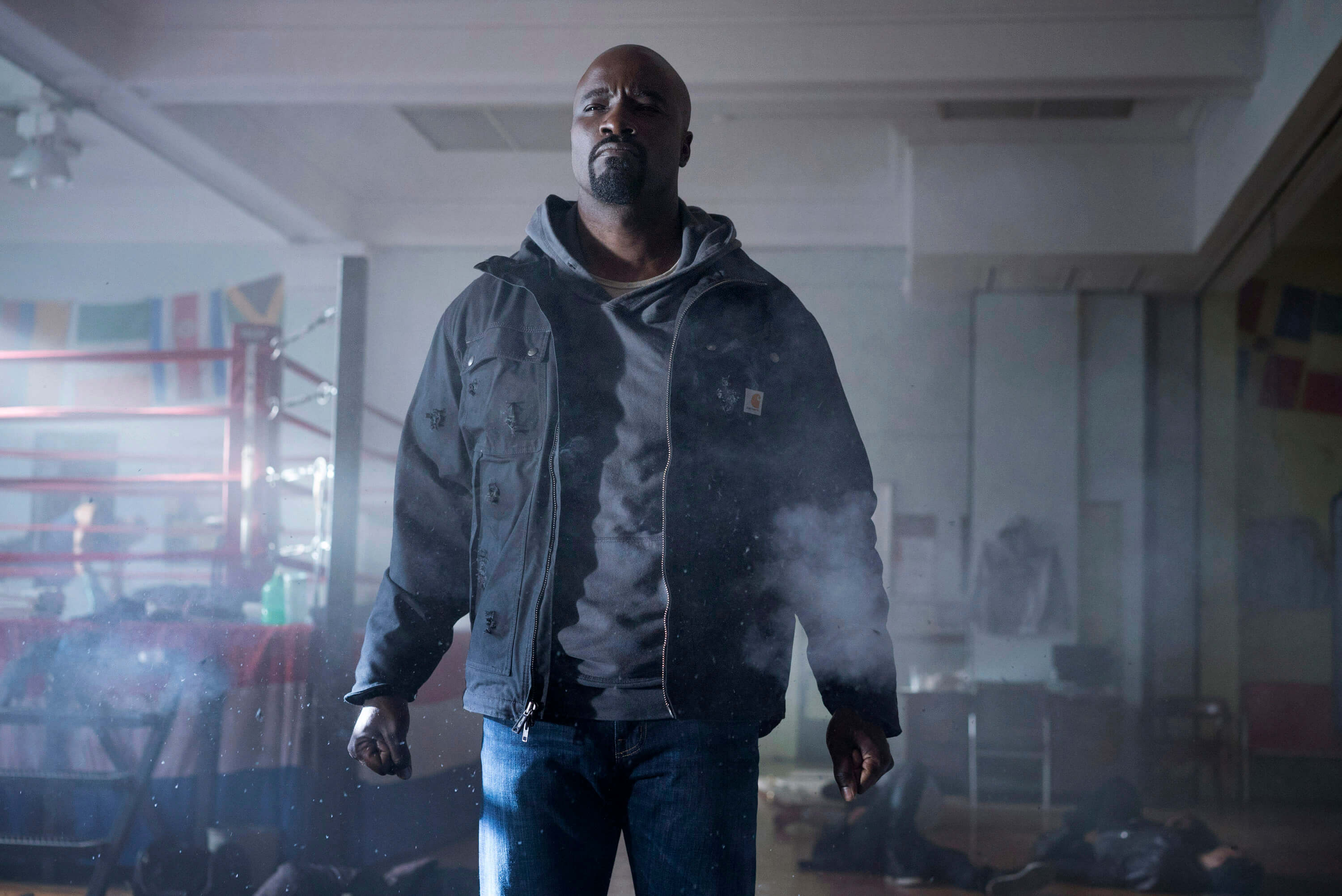 luke cage background wallpaper 70347