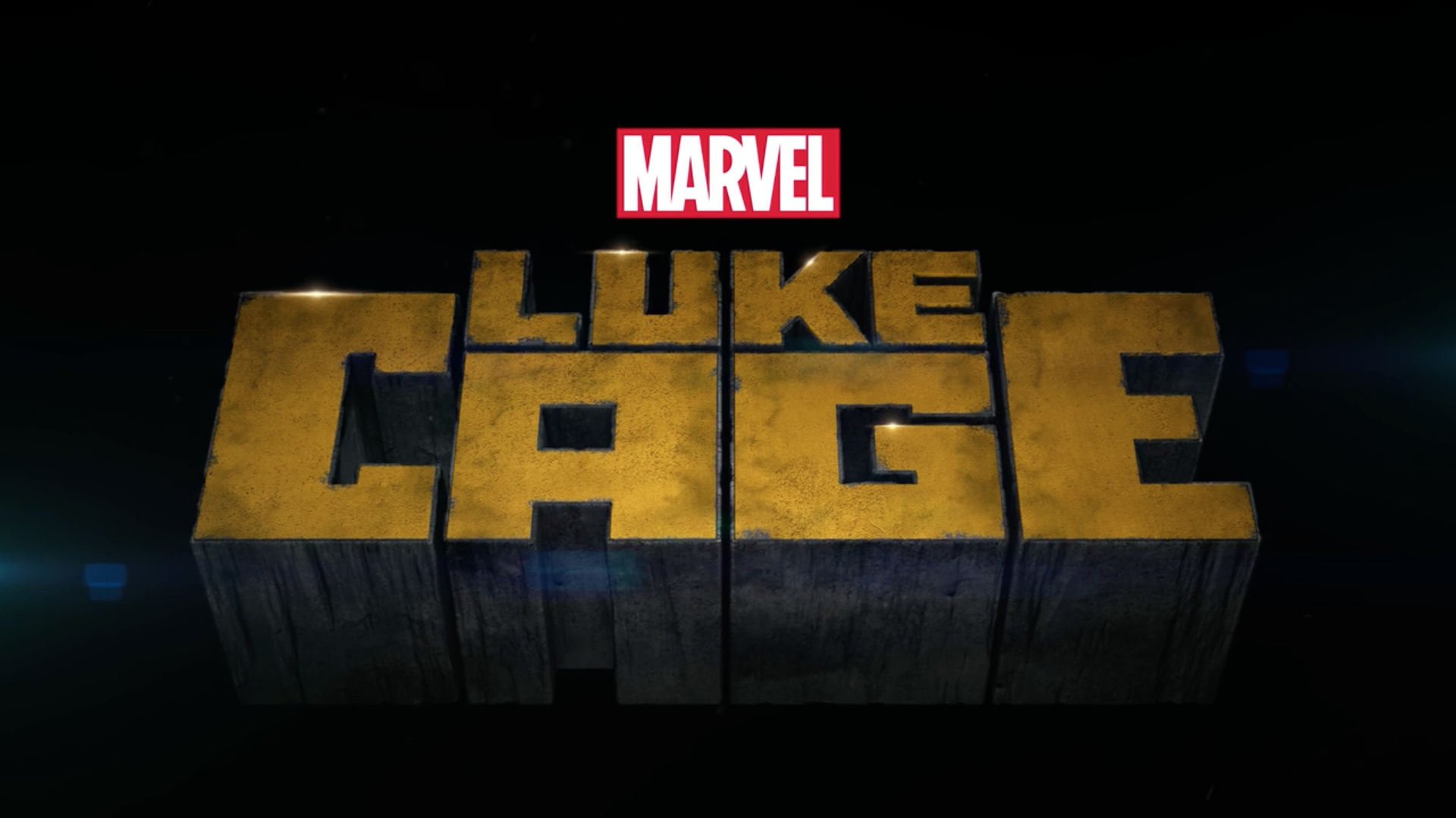 luke cage logo wallpaper 70349