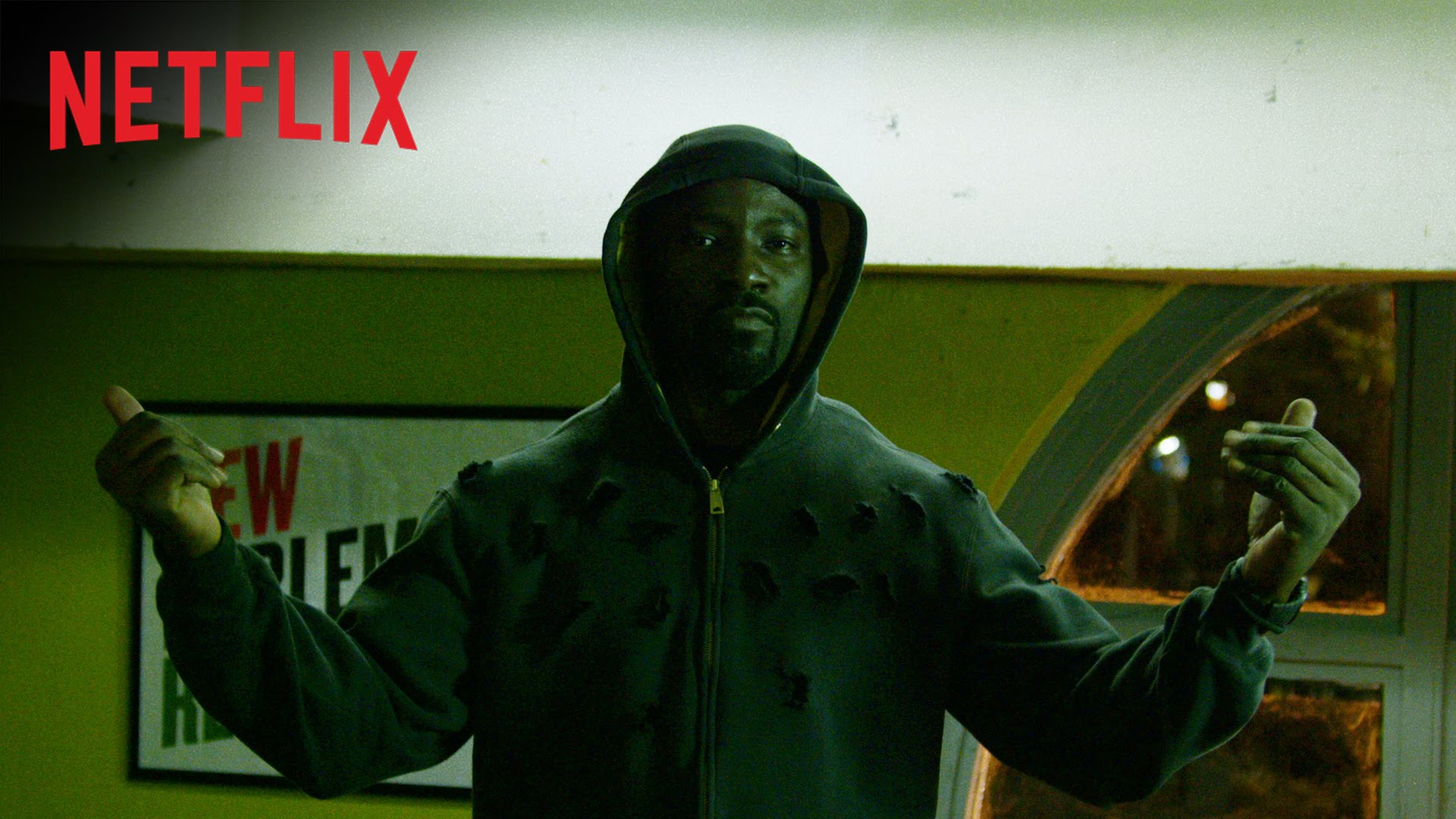 luke cage netflix wallpaper 70350