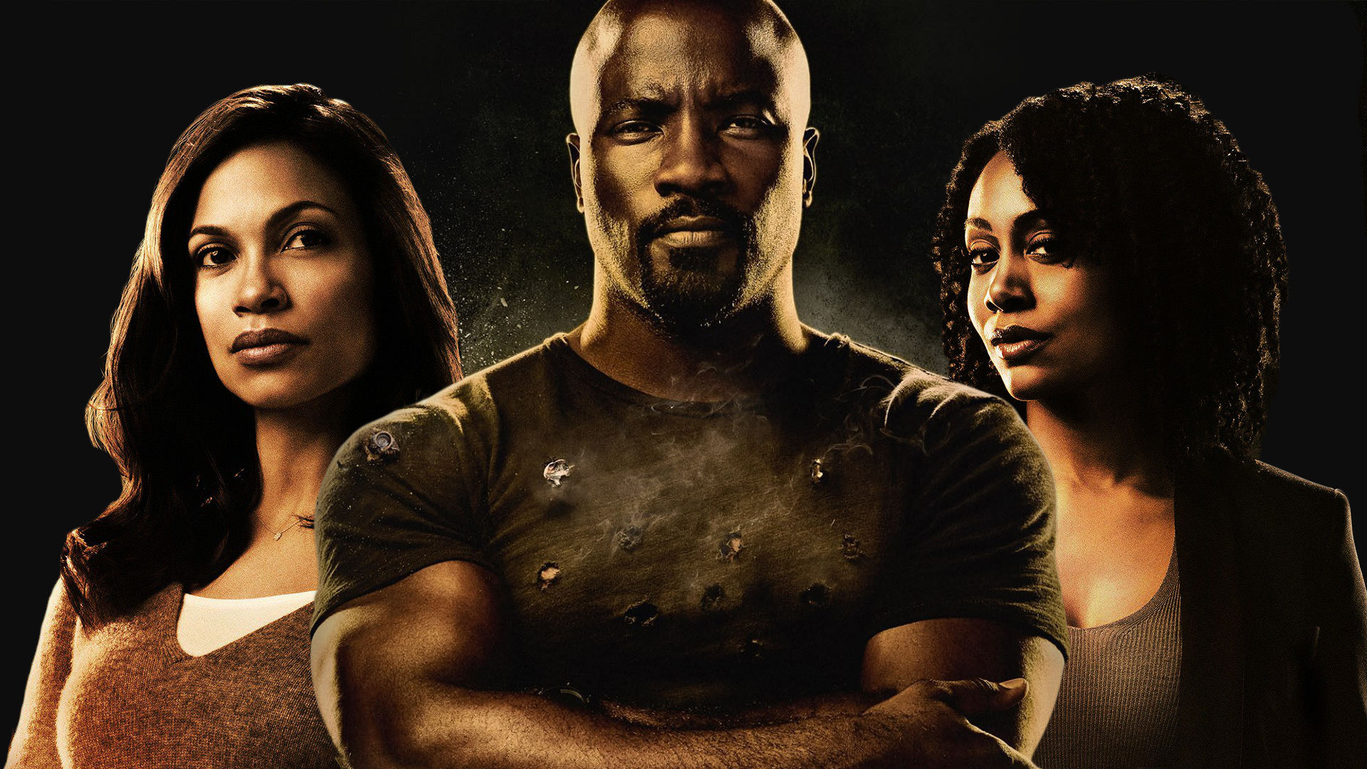 luke cage show wallpaper 70348