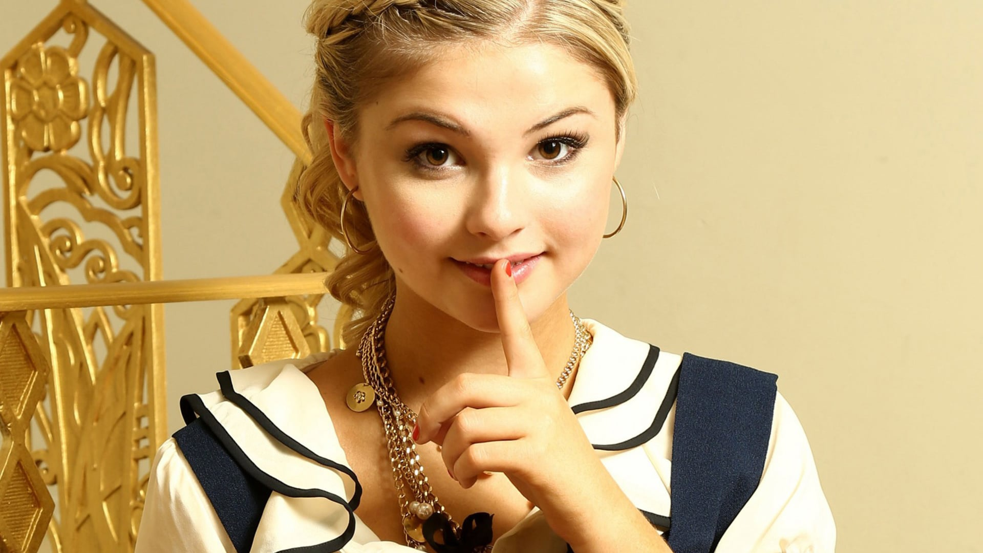 stefanie scott desktop wallpaper 71640