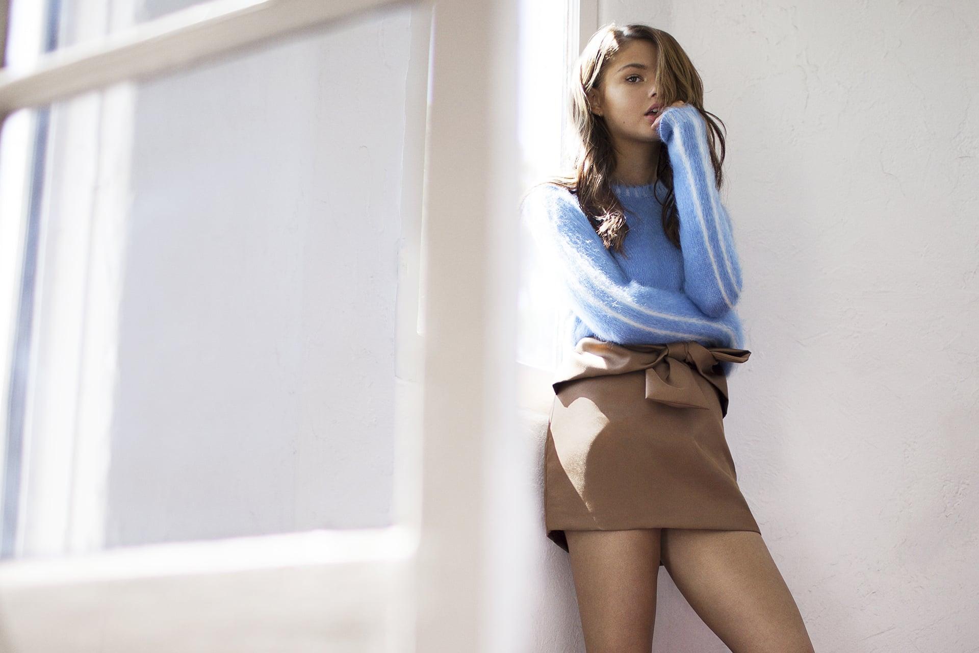 stefanie scott skirt wallpaper 71639