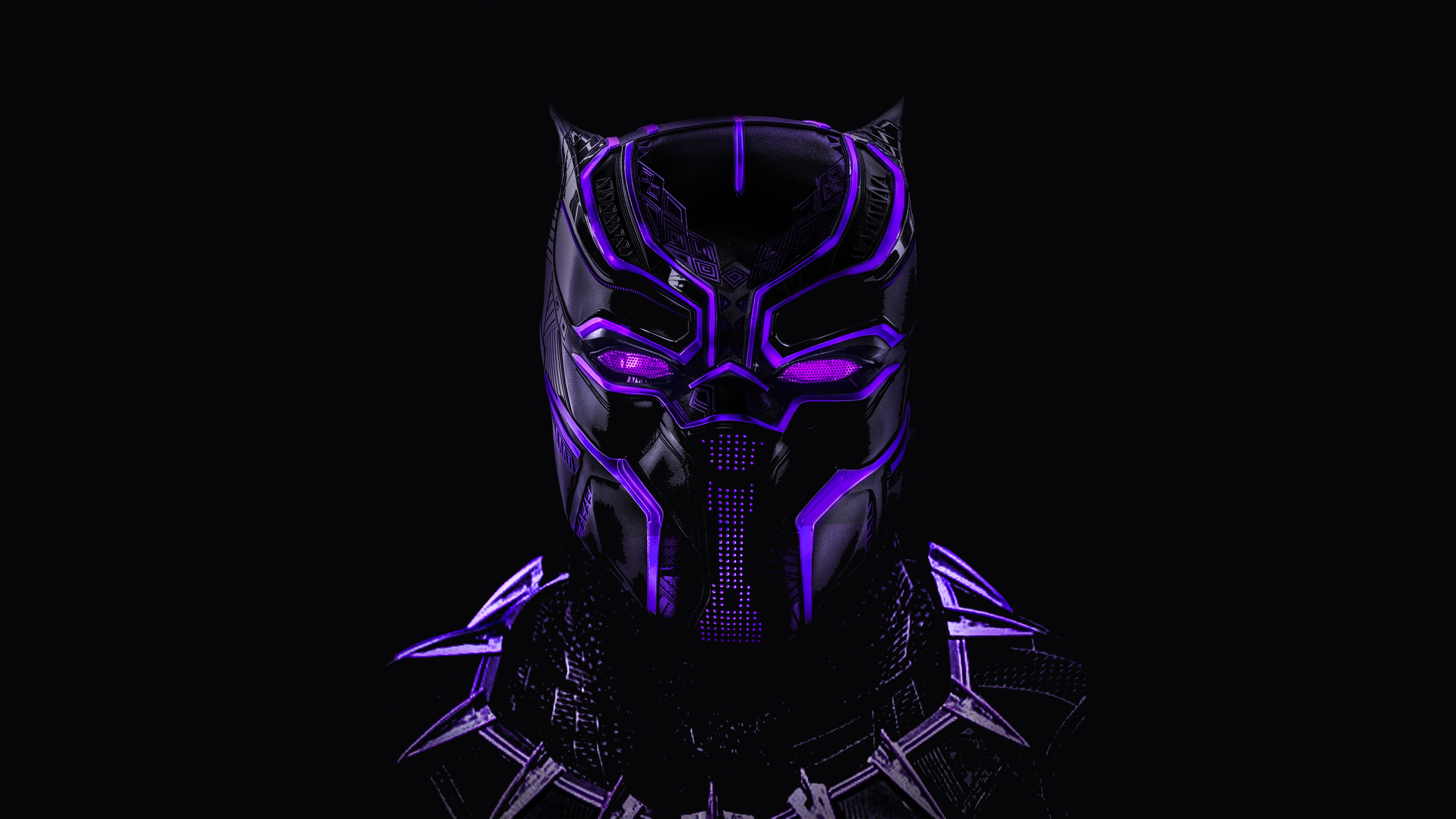 the black panther movie widescreen wallpaper 71625