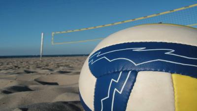 Beach Volleyball Computer Wallpaper 71803