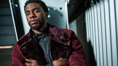 Chadwick Boseman Actor Wallpaper 71626