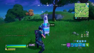 Fortnite Llama Loot Wallpaper 71527