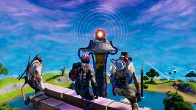 Fortnite The Device Event HD Wallpaper 71322