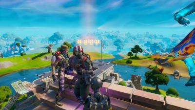 Fortnite The Device Event Wallpaper 71309