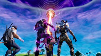 Fortnite The Device Event Wallpaper 71323