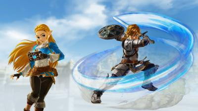 Hyrule Warriors Age of Calamity Game Wallpaper 72511