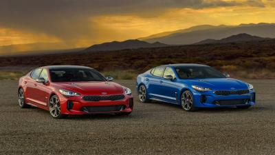 Kia Stinger Cars Wallpaper 70363