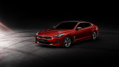 Kia Stinger Photos Wallpaper 70361