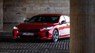 Kia Stinger Widescreen HD Wallpaper 70358