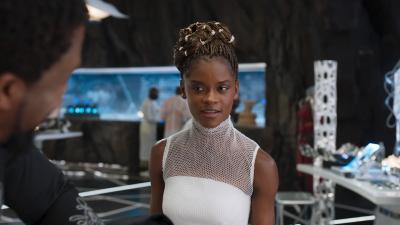 Letitia Wright Actress Wallpaper 70364