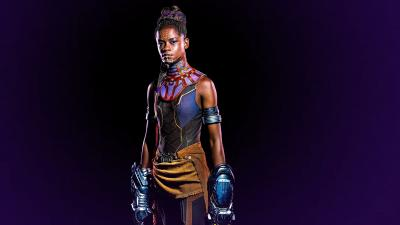 Letitia Wright HD Background Wallpaper 70366