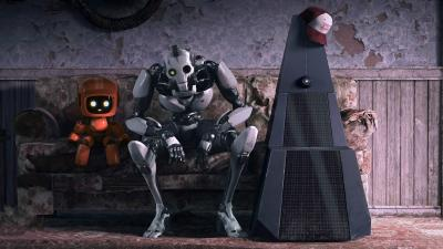 Love Death Robots Background Wallpaper 70383