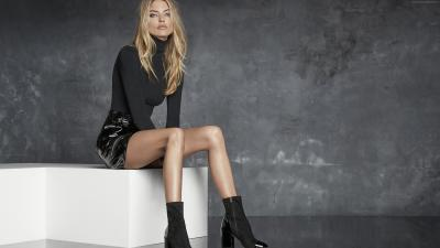 Martha Hunt Widescreen HD Wallpaper 70375