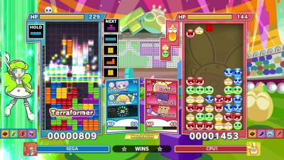Puyo Puyo Tetris 2 Computer Wallpaper 72490