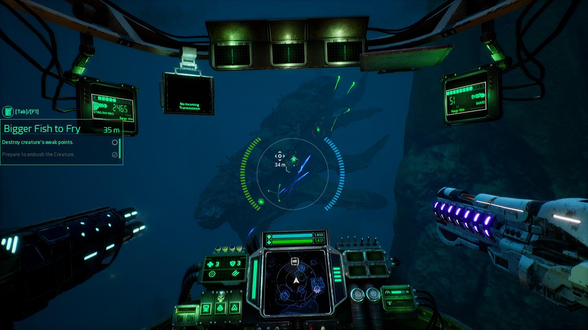aquanox deep descent wallpaper 72531