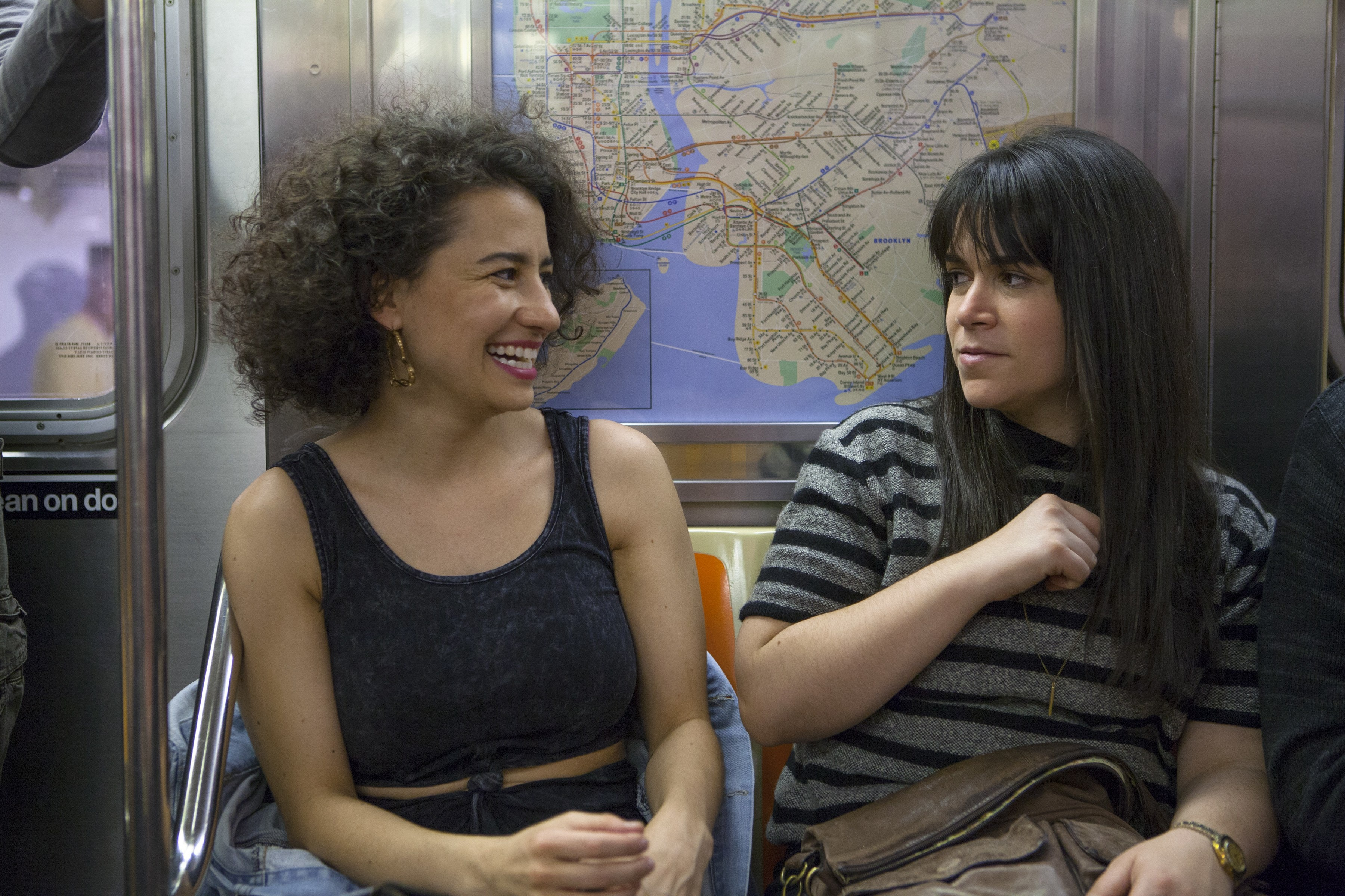 broad city background wallpaper 70199