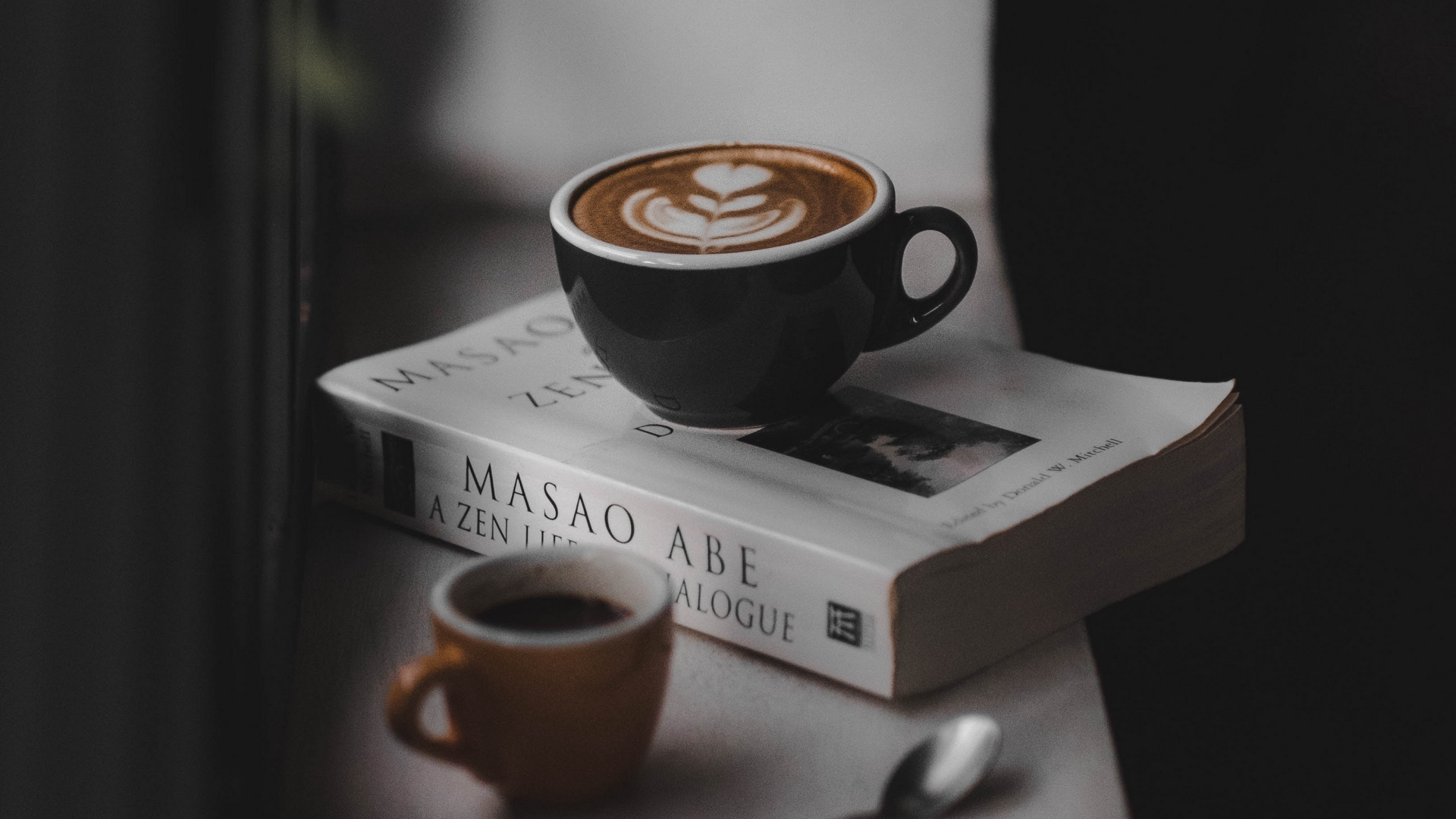 coffee and books wallpaper 70449