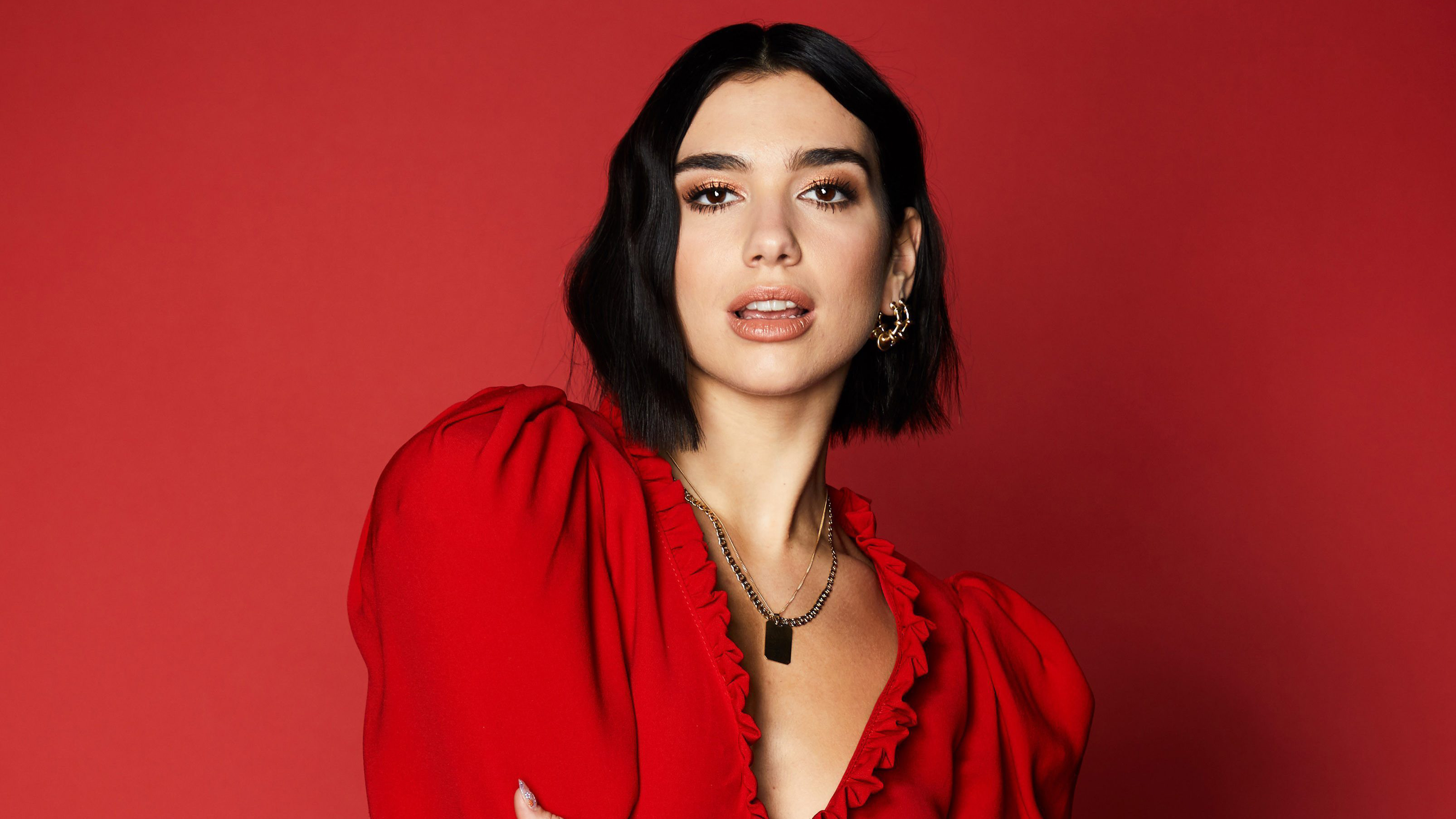 dua lipa background wallpaper 71617