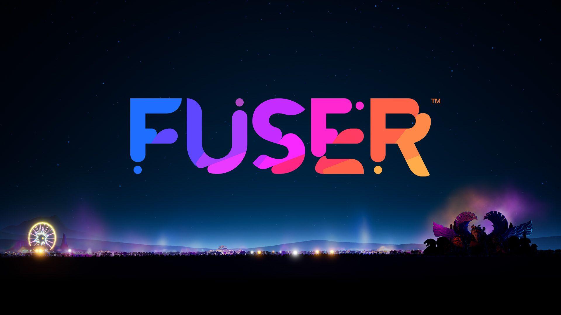 fuser logo wallpaper 72551