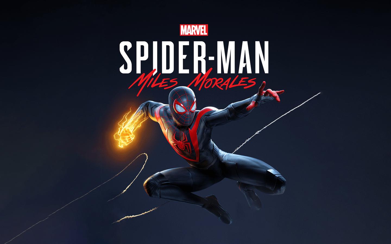 marvels spider man miles morales video game wallpaper 72409