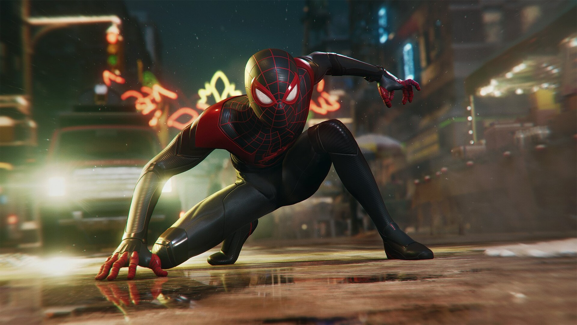 marvels spider man miles morales wallpaper 72401