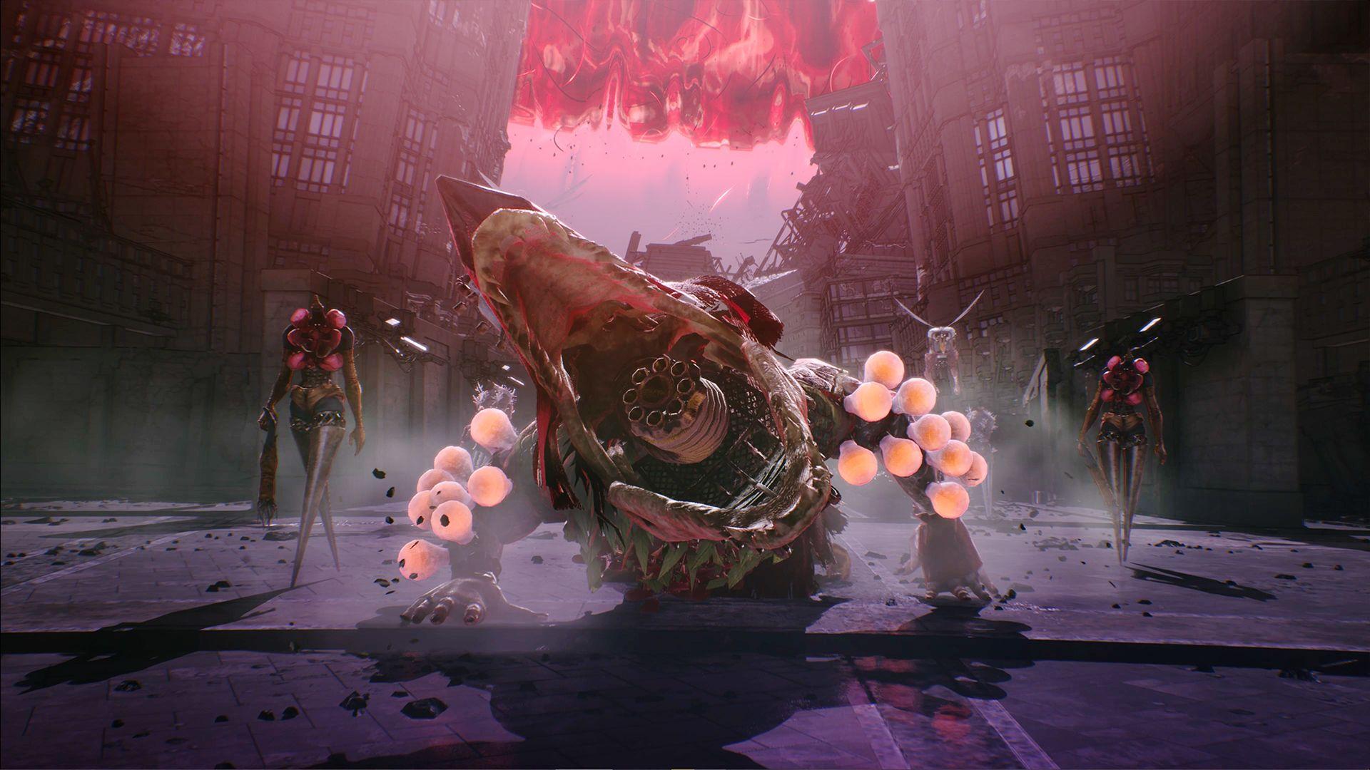 scarlet nexus game wallpaper 72380