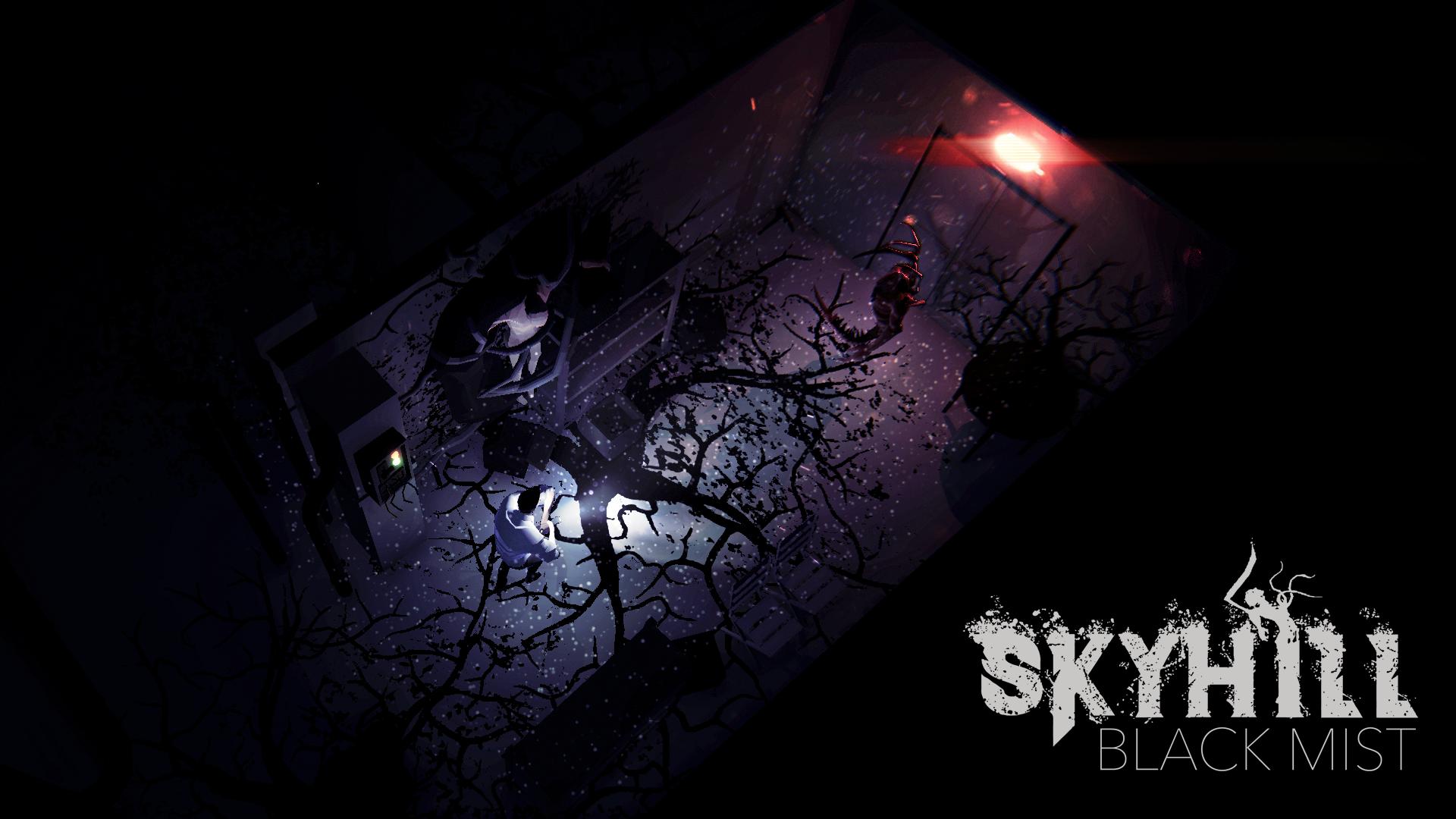 skyhill black mist video game wallpaper 71616