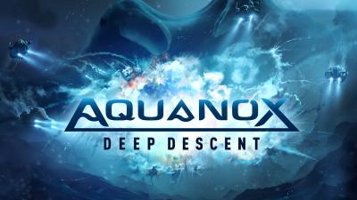 Aquanox Deep Descent Logo Wallpaper 72533