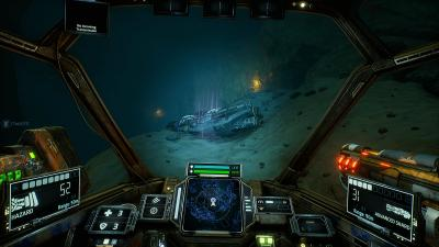 Aquanox Deep Descent Screenshot Wallpaper 72528