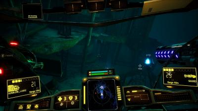 Aquanox Deep Descent Screenshot Wallpaper 72540