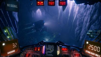 Aquanox Deep Descent Widescreen Wallpaper 72529