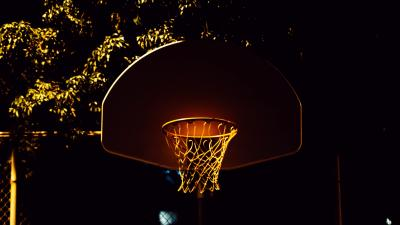 Basketball Hoop HD Background Wallpaper 70056